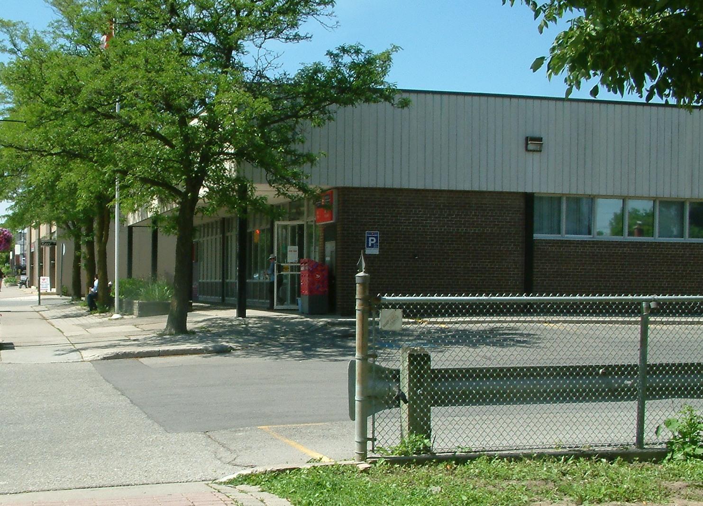 Streetsville Post Office